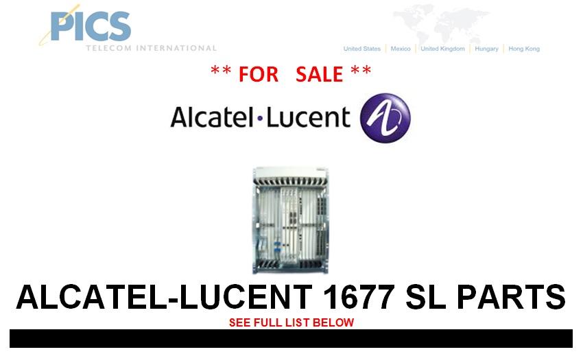 Alcatel-Lucent 1677 SL For Sale Top