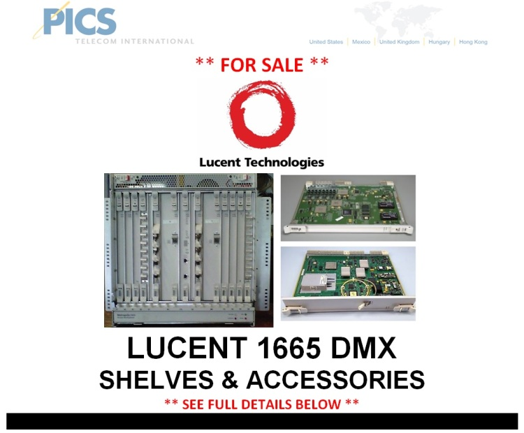 Lucent 1665 DMX For Sale Top (12.17.14)