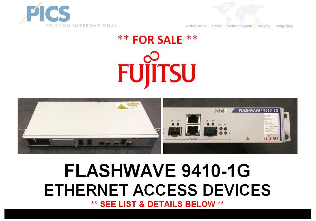 Fujitsu FW 9410-1G EAD's For Sale Top (3.13.15)
