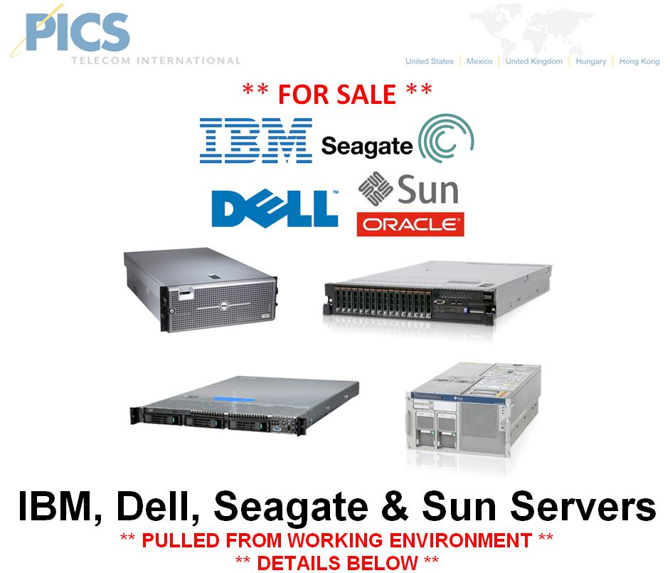 Servers For Sale Top (5.4.15)