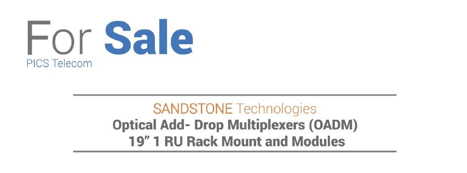 Sandstone OADM For Sale Top (7.23.15)