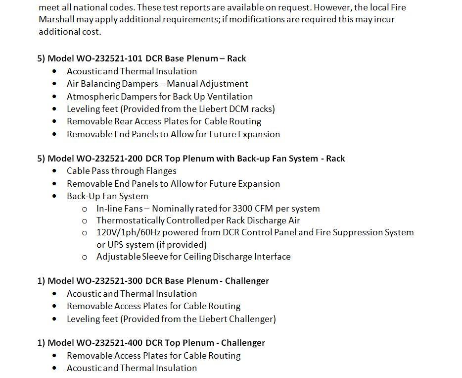Emerson DCR Mobile Data Center For Sale Bottom (4.13.16)