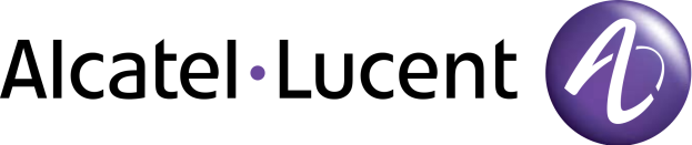 Image result for alcatel lucent logo